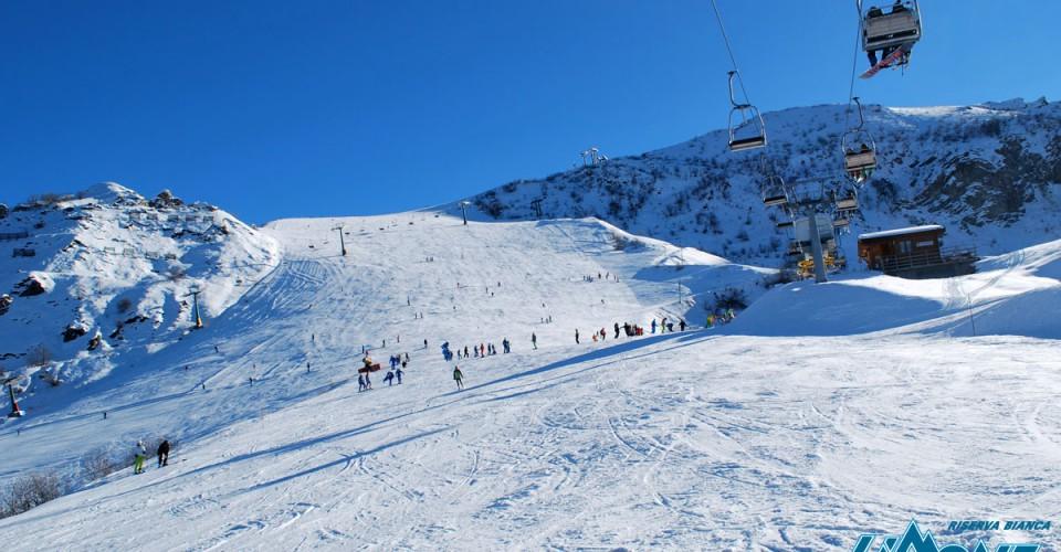 Sciare sulle piste della Riserva Bianca costa meno con Confagricoltura Cuneo