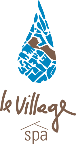 Logo Le Village SPA trasparente