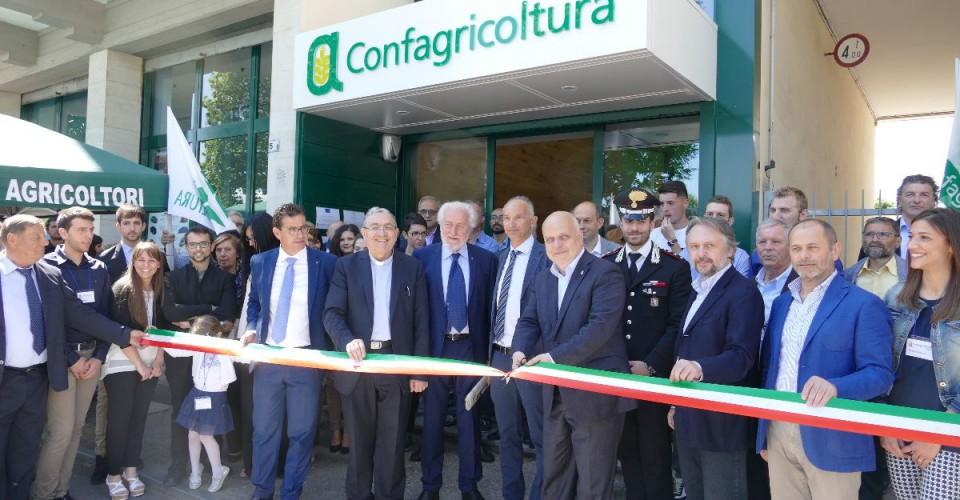 Inaugurata ad Alba la nuova sede di Confagricoltura in piazza Prunotto 5