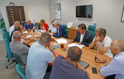 Firma del contratto collettivo di lavoro operai agricoli 2016-2019