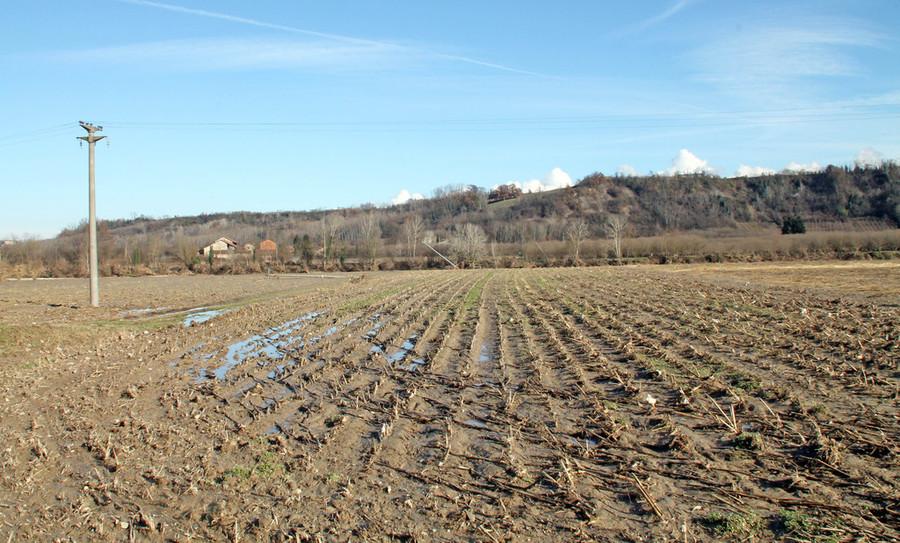 terreno agricolo danni alluvione
