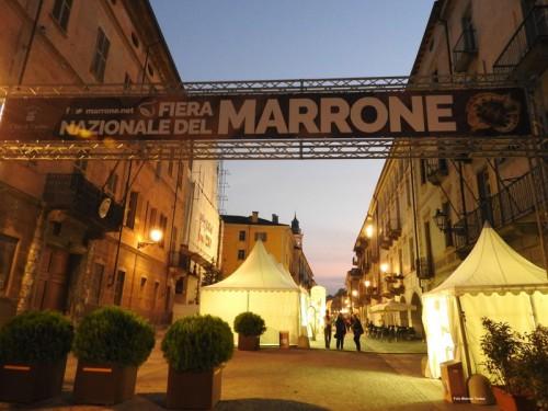Fiera del Marrone 2017 a Cuneo