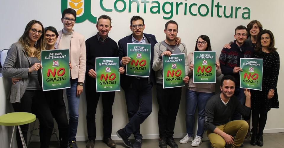 """""""Fatturazione elettronica? No grazie"""", Confagricoltura Cuneo invita i parlamentari nei suoi uffici per verificare di persona tutte le difficoltà"""