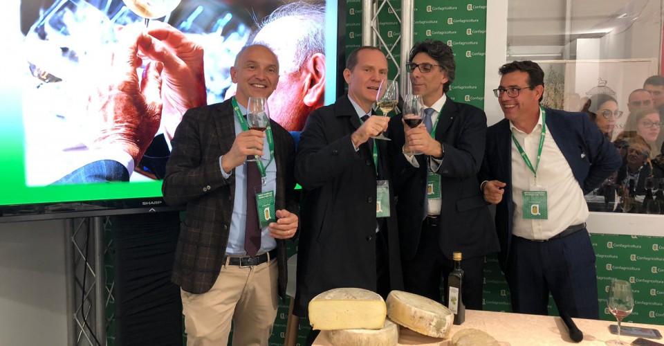 """Vinitaly 2019, Giansanti: """"Si chiude una grande edizione per noi e le nostre aziende"""""""
