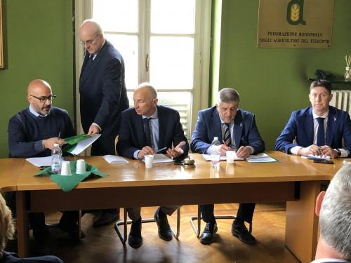 LEGA PIEMONTE - Stefano Allasia Daniele Poggio e Paolo Demarchi