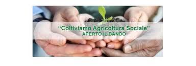 """Aperto il bando """"Coltiviamo l'agricoltura sociale"""""""