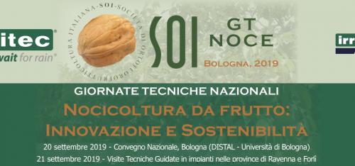 Locandina evento Nocicoltura da frutto