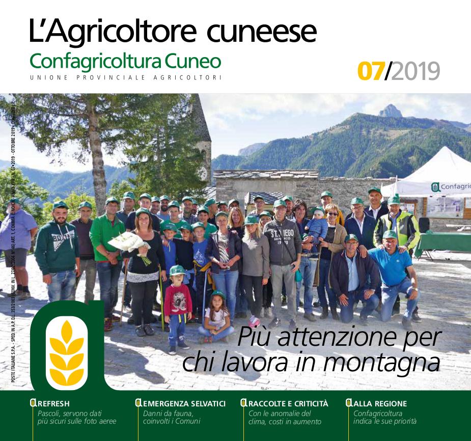 Copertina_Agricoltore_Cuneese_ottobre 2019