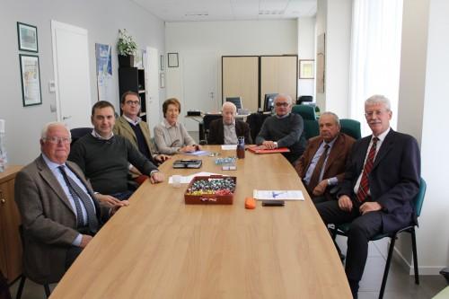 Assemblea del sindacato provinciale dei Proprietari con Beni Rustici in Affitto in Confagricoltura Cuneo (5 novembre 2019)