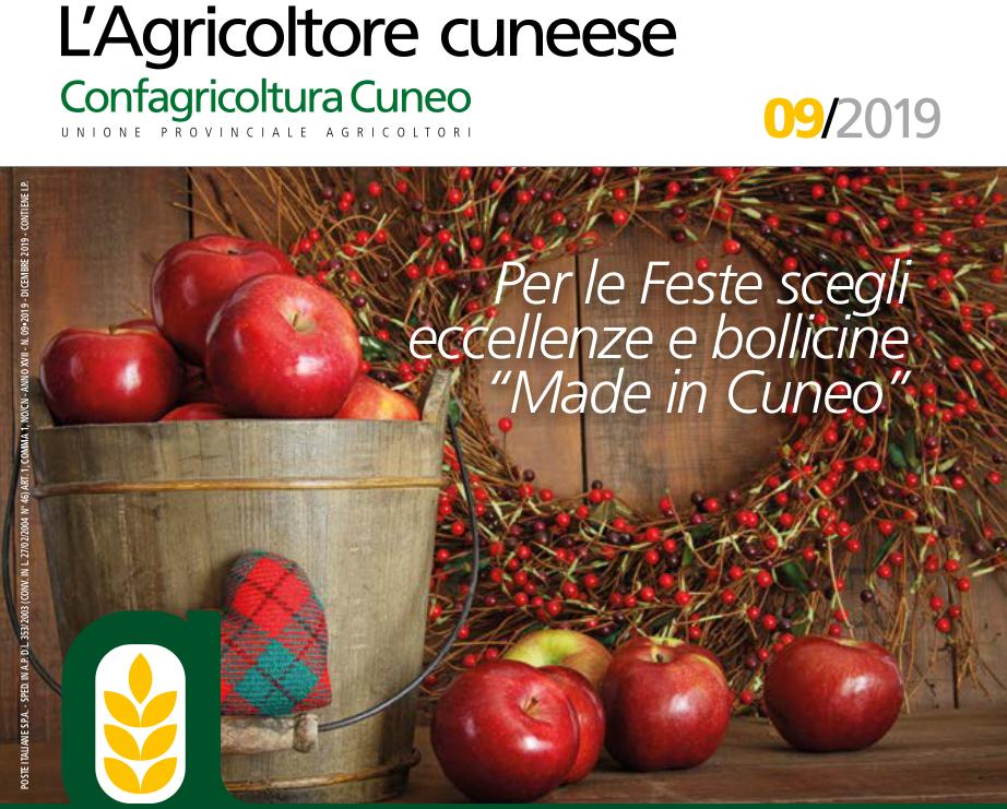 Copertina_Agricoltore_Cuneese_dicembre 2019