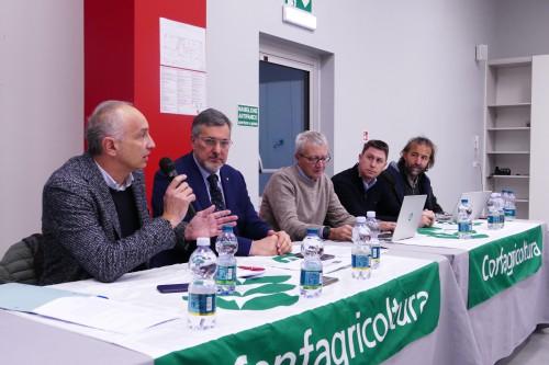 L'intervento del presidente di Confagricoltura Piemonte Enrico Allasia