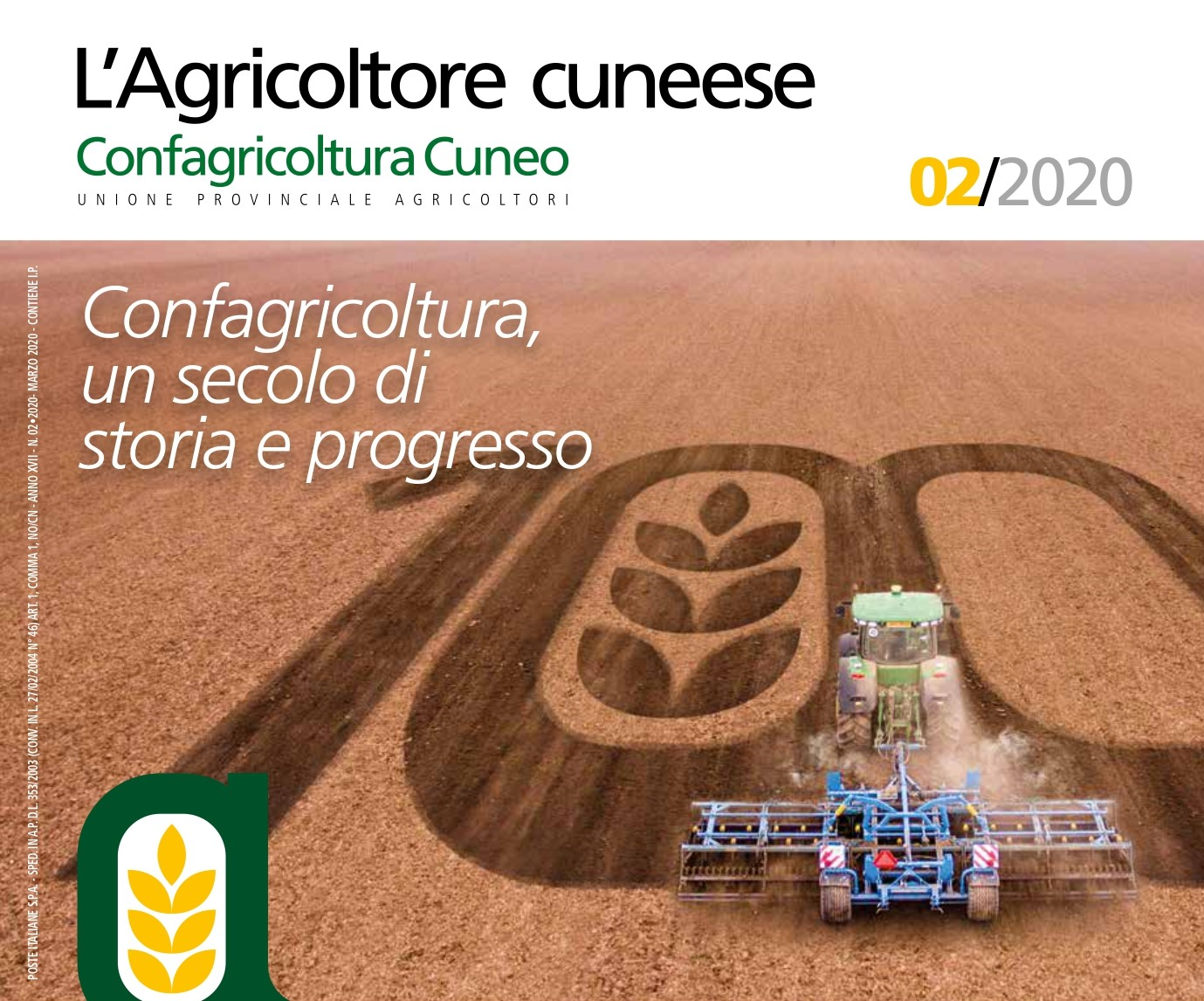 L'Agricoltore cuneese-marzo 2020