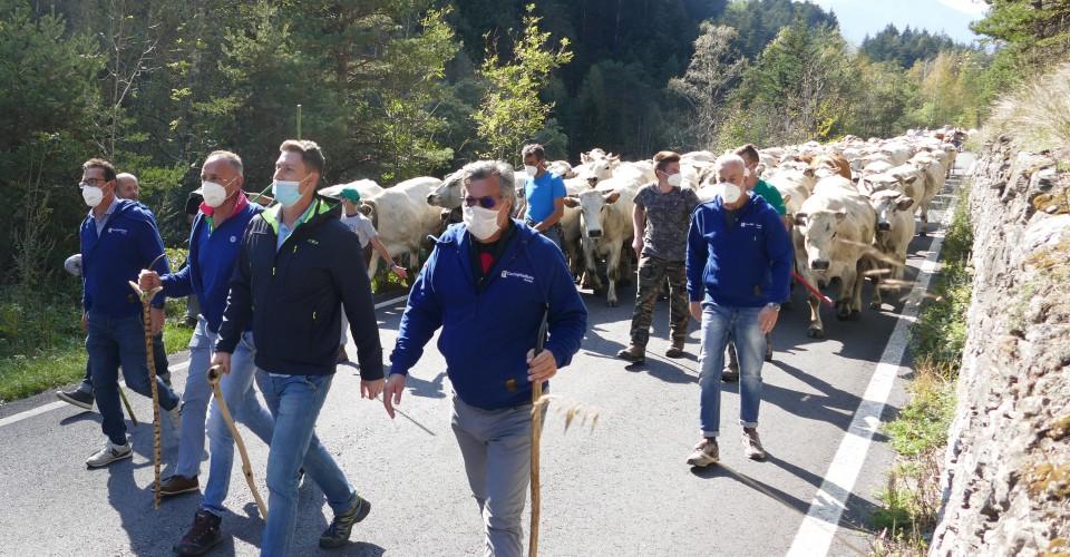 I malgari simbolo di resistenza di tutto il settore agricolo, ma chiedono più attenzione
