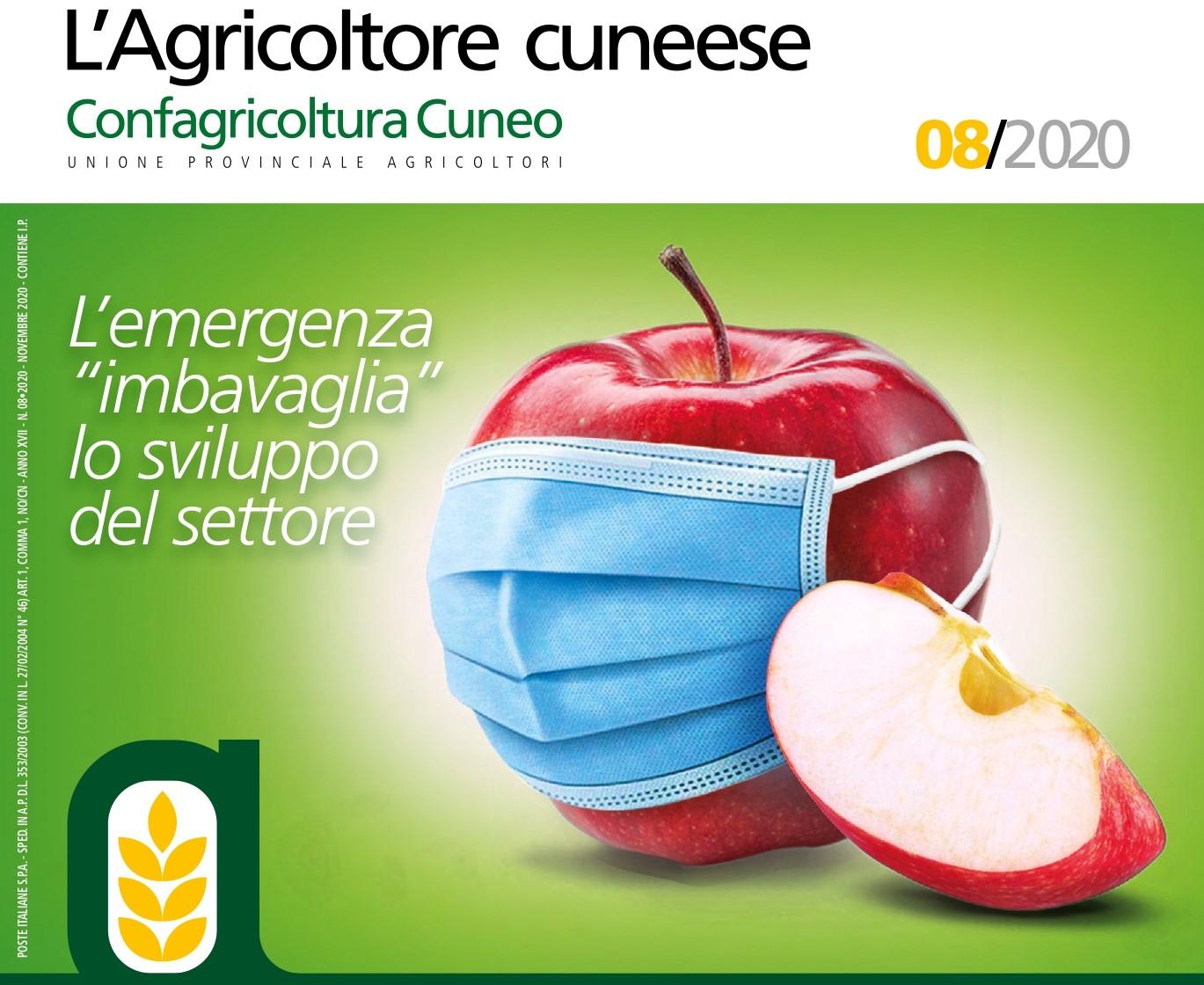 Agricoltore Cuneese Novembre - copertina
