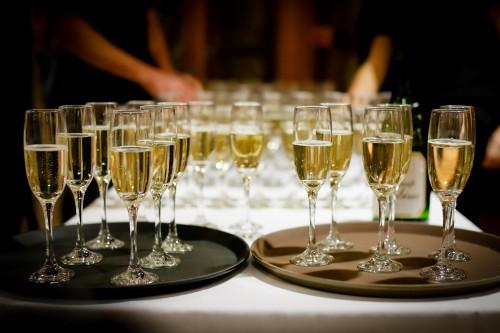Bicchieri - vino bianco