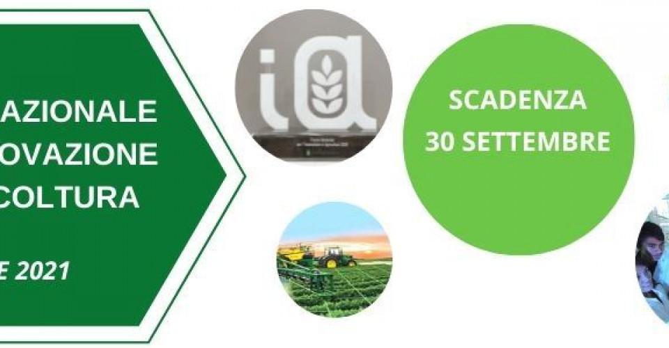 3^ edizione del premio nazionale per l'innovazione in agricoltura: ambiente, energia e digitale