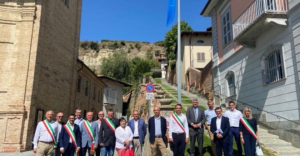 "I Comuni piemontesi e cuneesi ""Spighe Verdi"" 2021 protagonisti a Guarene"